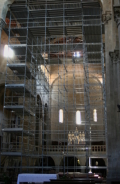 cantiere cupola pieve